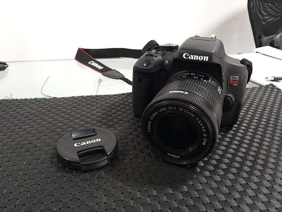 Vendo Camara Canon Semiprofesional