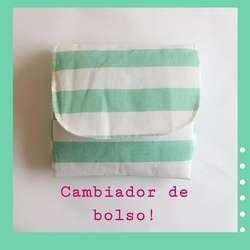 Cambiador de bolso para bebes