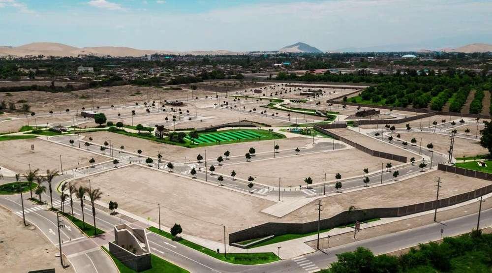 Venta de LOTES en Urbanización El Haras - Ica