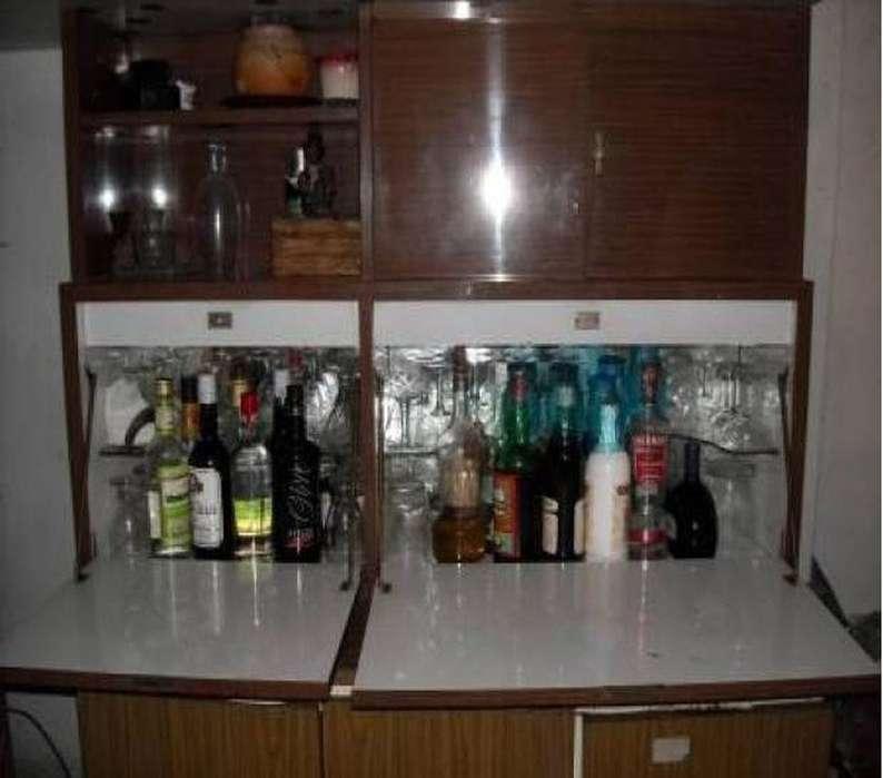 Alacena bodega bar luz Ideal Lugar Reducido/quincho134x90x35