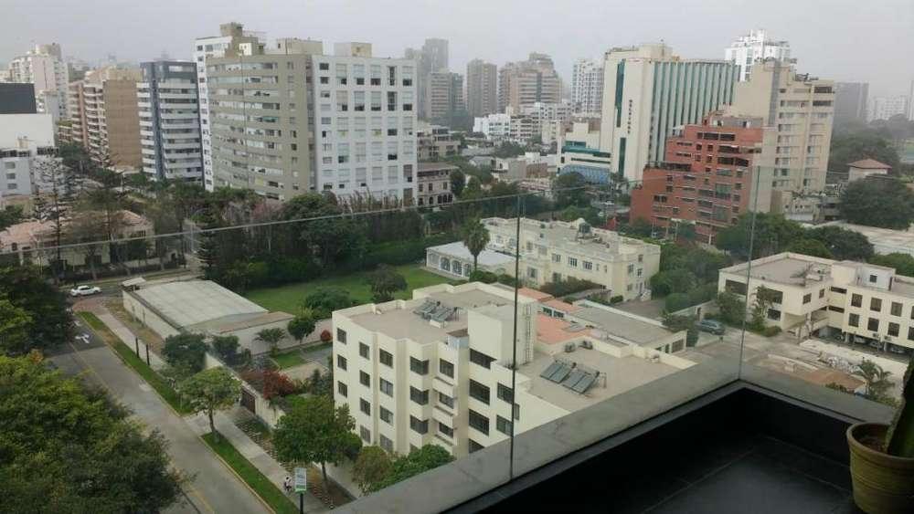 Alquilo Estupendo Departamento de 242 m² Frente a Parque en San Isidro (01/06)