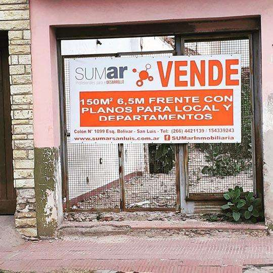 Lote en Venta en Centro, San luis US 120000