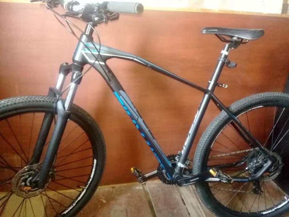 Bicicleta Quest Ontrail