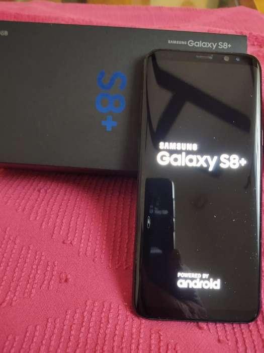Samsung S8pus Usado