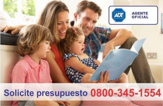 ADT Alarmas para casas en Chaco Tel Fijo: (0362)4670315 0 Instalación!!!