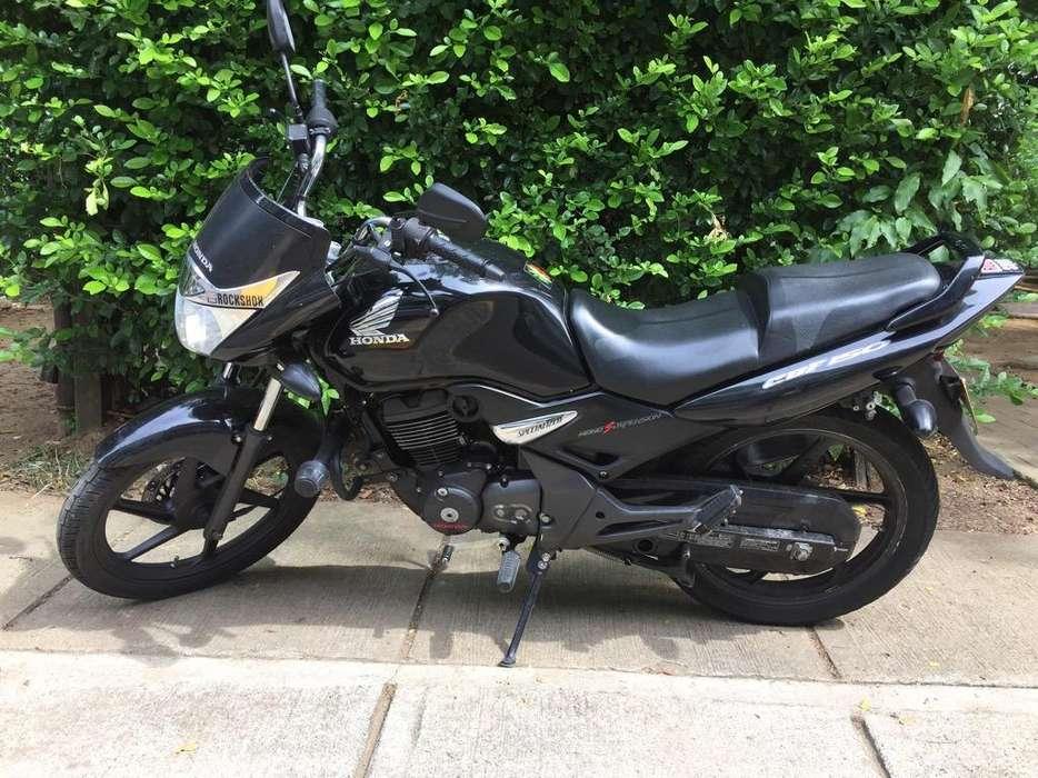Moto Honda Cbf 150 mod 2014