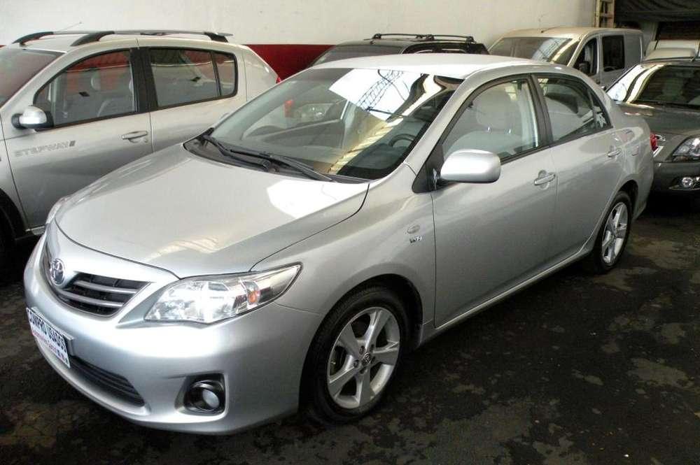 Toyota Corolla 2013 - 82336 km