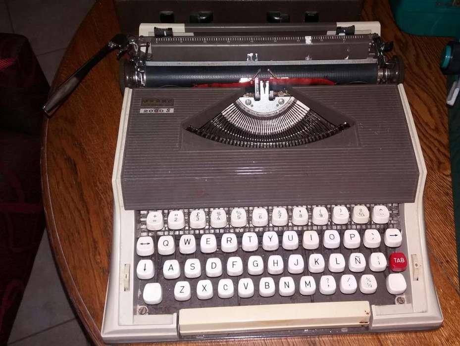 Máquina de escribir para enamorarte de las letras