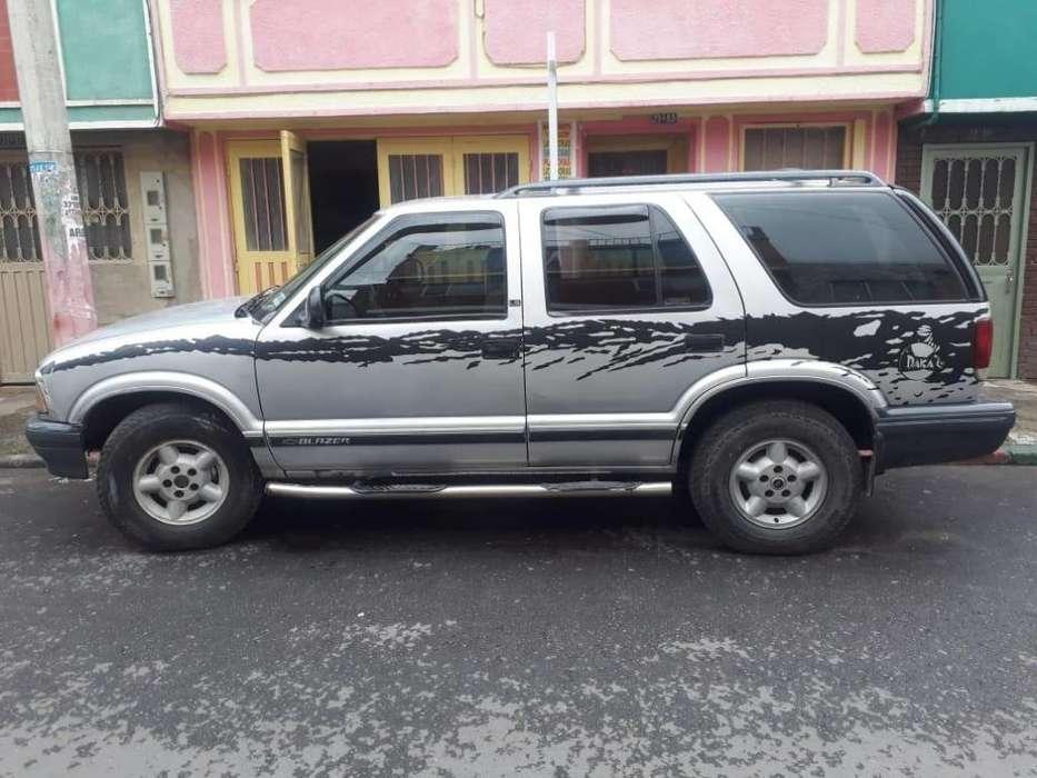 Chevrolet Blazer 1996 - 140000 km