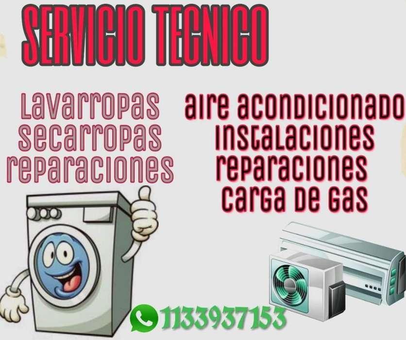 Service Lavarropas Y Aire Acondicionado
