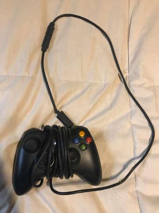 Joystick de Xbox 360 con Cable