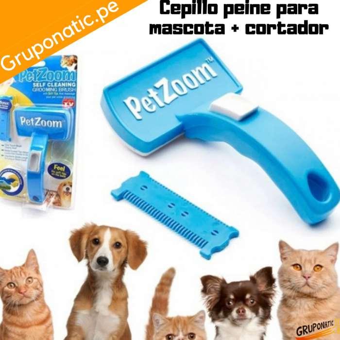 Peine Para Perro Gato Pet Zoom Gruponatic San Miguel Surquillo Independencia La Molina Gruponatic whatsapp 941439370