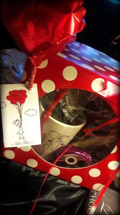 Delivery de regalos.. con sabor a chocolate