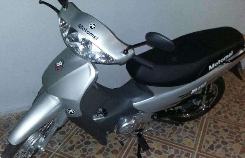 <strong>moto</strong>mel 110 Blitz