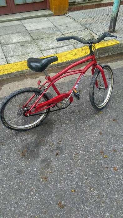 Bicicleta para Niño Roja