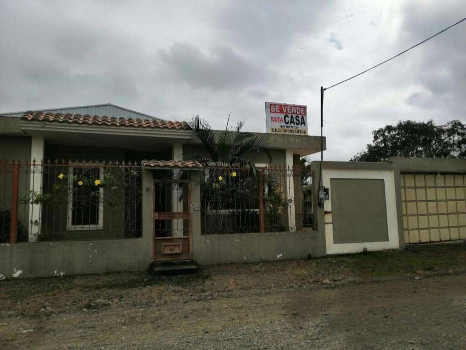 Casa en El Triunfo
