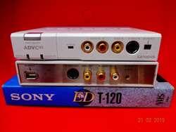 Conversor De Audio Y Video Canopus Advc 110
