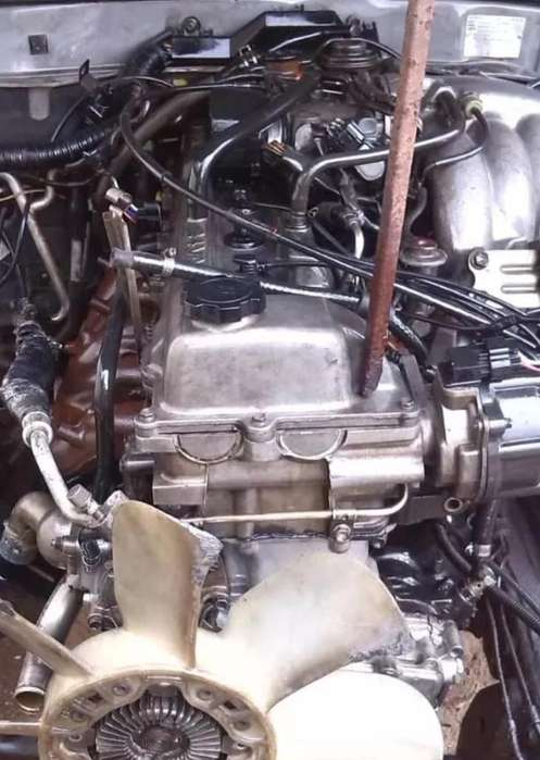 Motor <strong>toyota</strong> 4500 Gasolina Injection