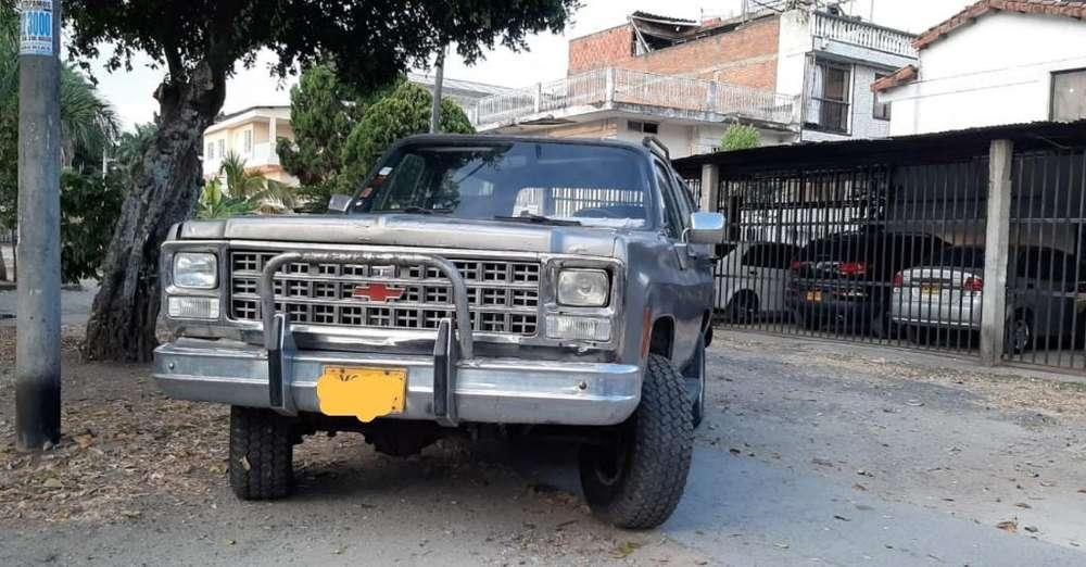 Chevrolet Blazer 1978 - 260 km