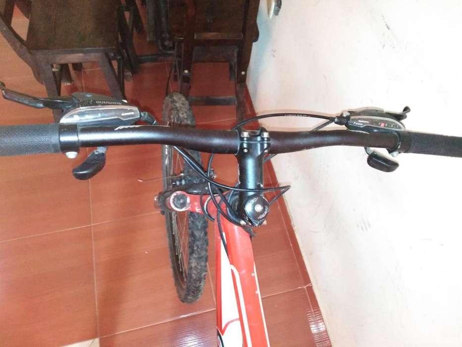 Vendo Bicicleta Toterreno