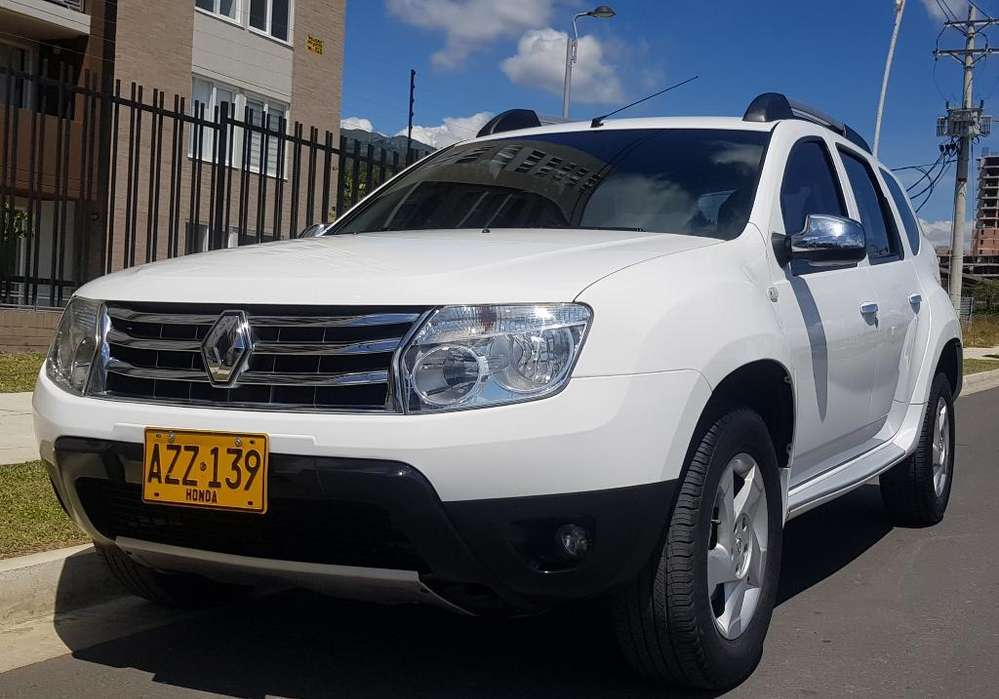 Renault Duster 2014 - 55326 km