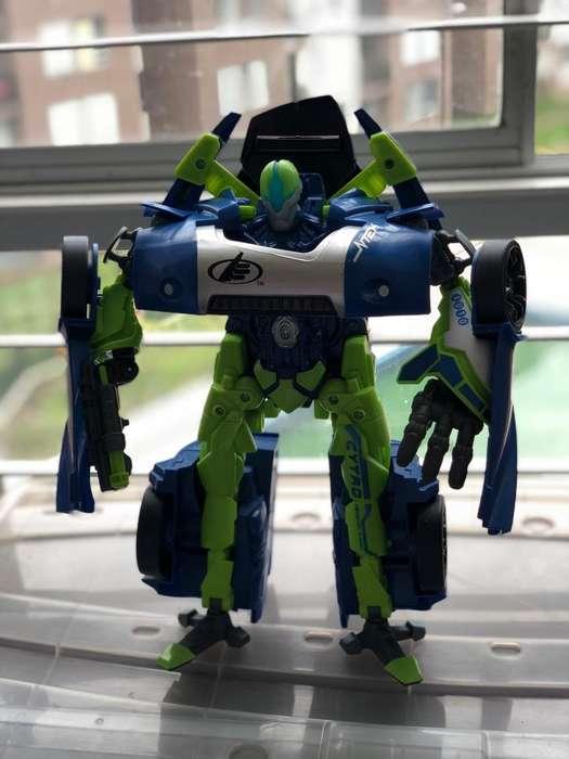 Carro Transformes Max Stell