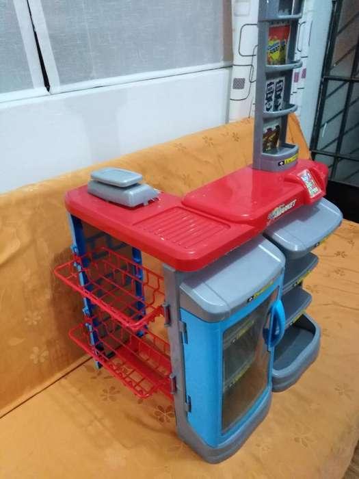 Minimarket de Juguete