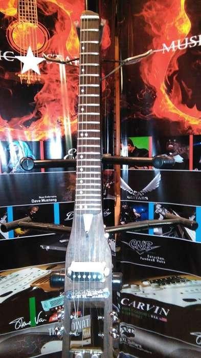 guitarra electrica viajera 24 trastes luthier!!envios!!!