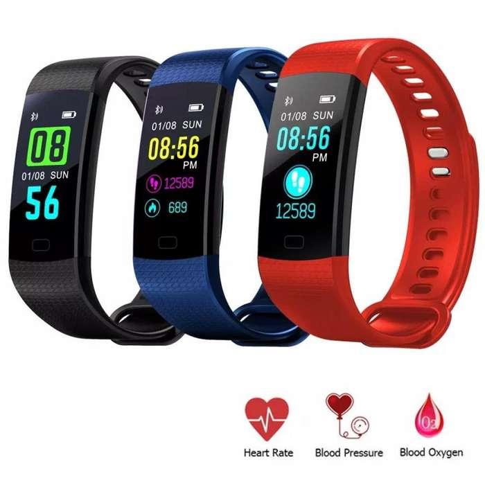 Manilla Smart Band Presión arterial en tiempo real - Frecuencia cardíaca