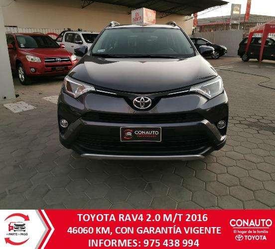 Toyota RAV4 2016 - 46100 km