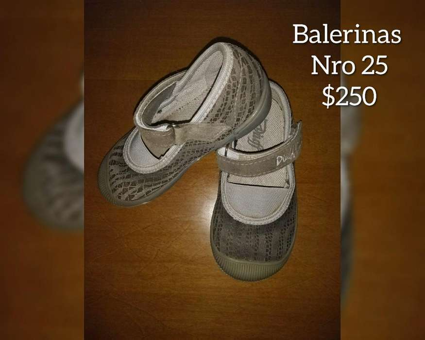 Balerina de Nena Nro 2425