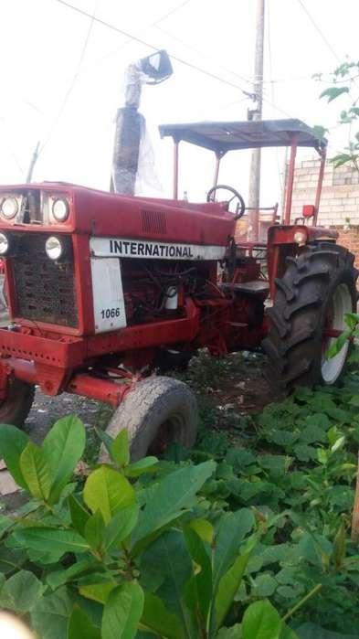 Tractor Internacional