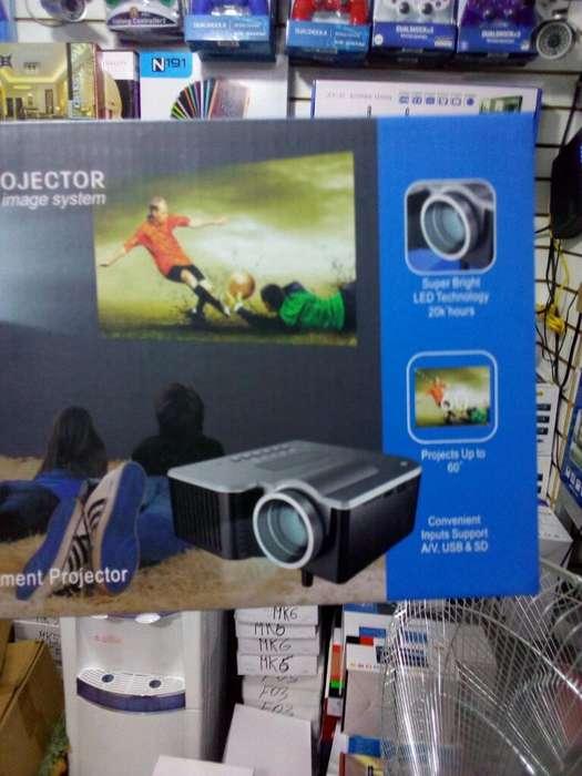 Proyectores 4k 1080 P