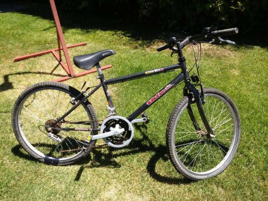 IDEAL PARA EL DÍA DEL NIÑO Bicicleta Mtb Rodado 24 - Neuquen Capital. (zona este)