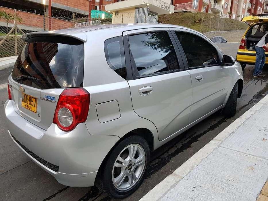 Chevrolet Aveo Emotion 2010 - 106000 km