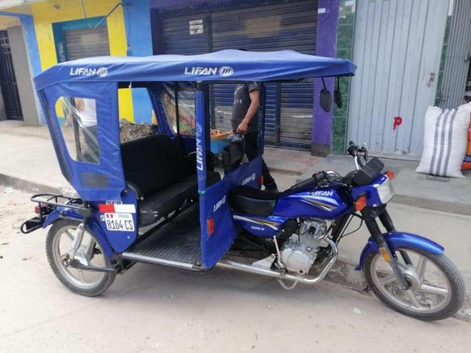 Vendo Motokar Lifan