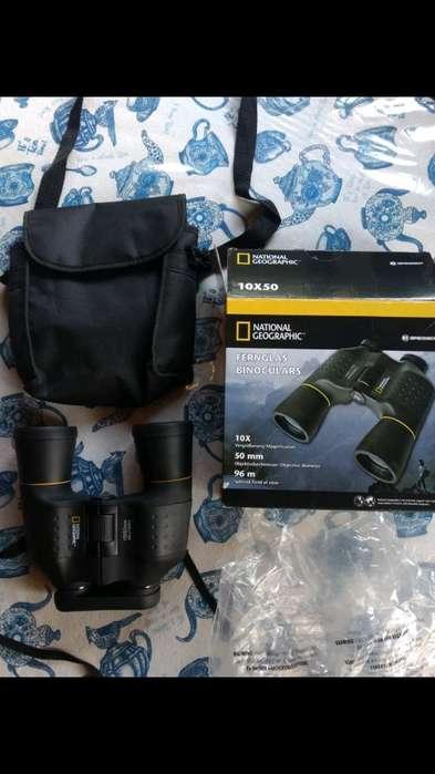Binoculares 10x50 National Geographic