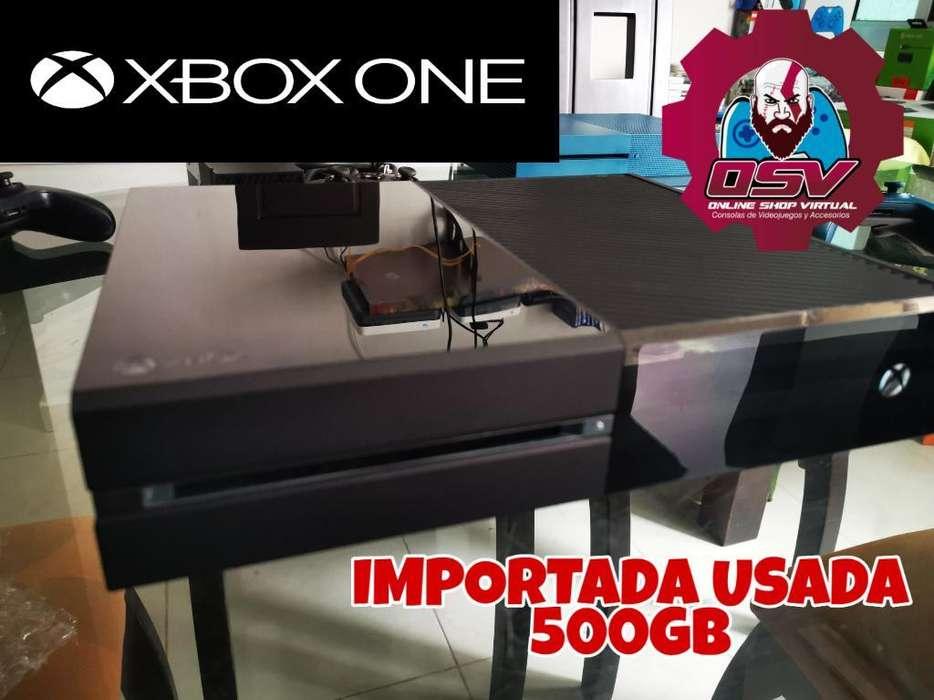 Consola Xbox One Fat 500gb