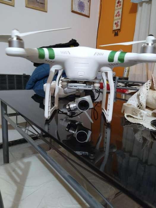 Vendo Dron Dji Phantom 3 Pro