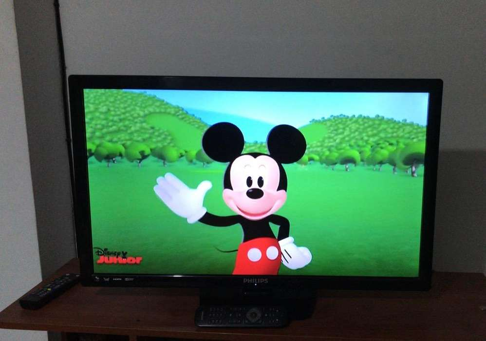 Vendo Tv Philis de 32Pg