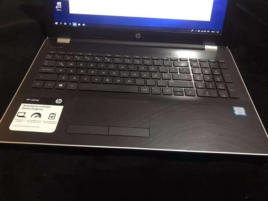 Notebook HP i7 7ma generación 12gb