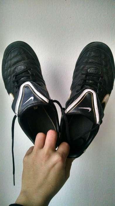 Botines N 39 Nike