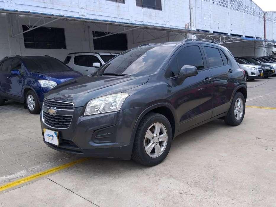 Chevrolet Tracker 2015 - 105000 km