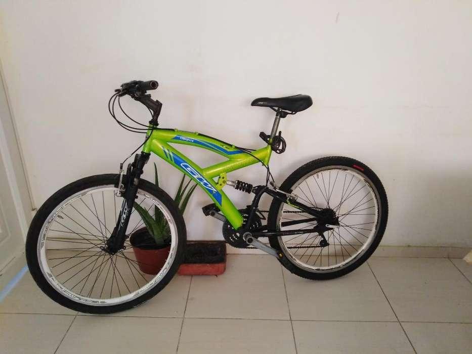 Bicicleta Gw Cambio por Celular