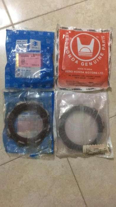 Discos de Closhe Boxer & Eco
