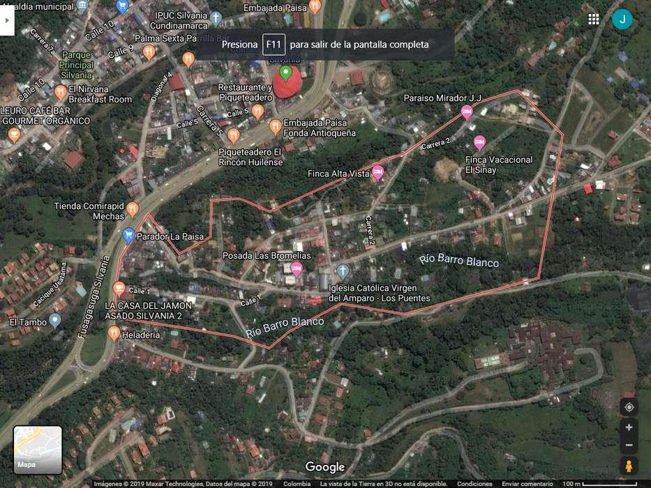 lote ubicado en silvania barrio los puentes urbanización asowima