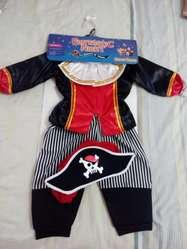 Disfraz de pirata como nuevo