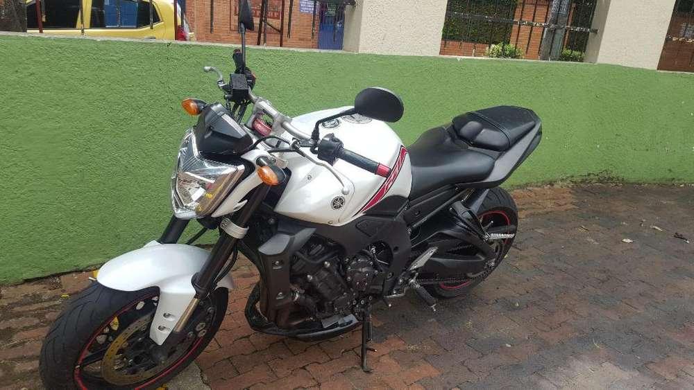 Yamaha Fz 1000 2012 Papeles Nuevos