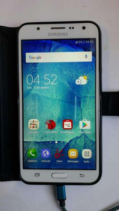 Samsung J7 Libre Impecable sin Detalles