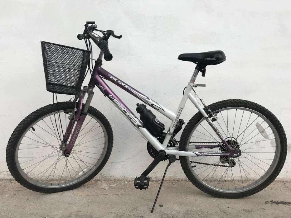 Bicicleta TRAXX